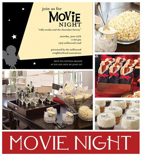 hot movie themes movie night is big at our house can t wait to do this one
