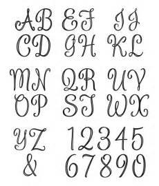 9 best images of printable letters monogram j free