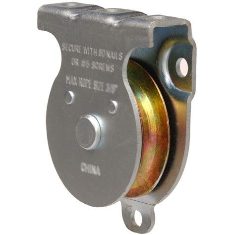 Ceiling Pulley by Shop Covert 2 Quot Heavy Duty Wall Ceiling Mount Pulley At