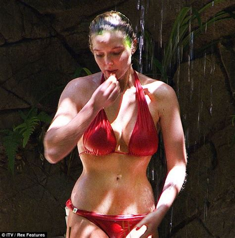 define web celebrity i m a celebrity 2012 helen flanagan shoots in the jungle