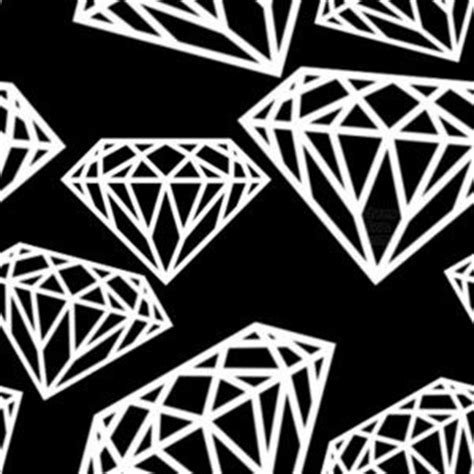black and white themed pattern diamonds backgrounds tumblr themes premade tumblr themes