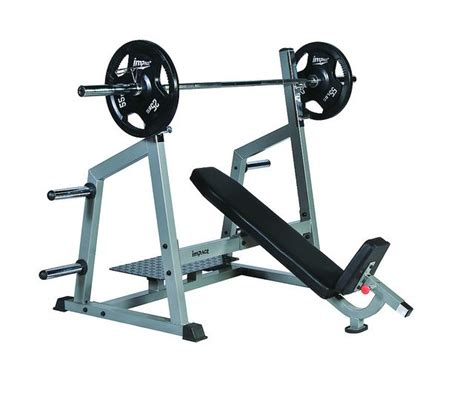 assisted weight bench elevation series ct2043 olympic incline bench