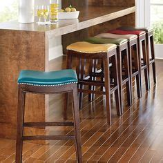 Julien Leather Bar Stool Sale by Fixer Yours Mine Ours And A Home On The River