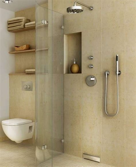 bagni piastrellati moderni arredo bagno in muratura foto design mag