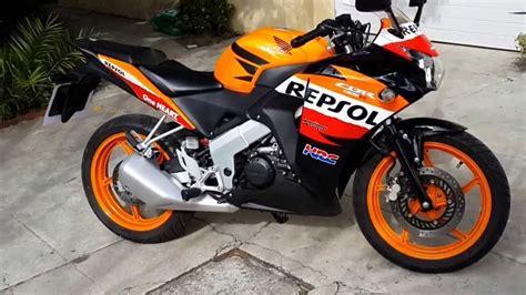 honda cbr 125r qs820 bike reveal honda cbr125r 2013 youtube