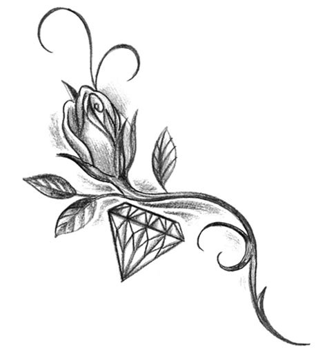 rose buds tattoo flash gallery ideatattoo