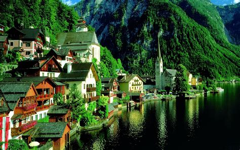 desktop wallpaper hd village small village on the mountain wallpapers nice hdq small