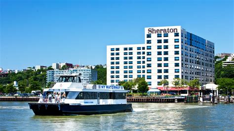 lincoln harbor ferry schedule ferry to nyc sheraton lincoln harbor hotel
