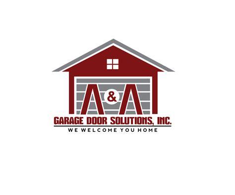 design a garage logo garage door logo design