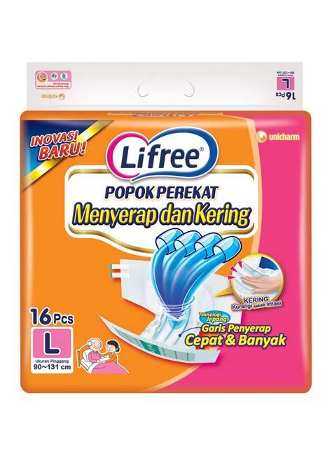 Harga Sprei Merk Batik Nusantara lifree popok perekat 16 s bag large klikindomaret