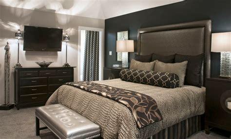 dunkle farbe schlafzimmer ideen w 228 nde streichen ideen in dunklen schattierungen