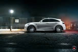 What Company Makes Infiniti Infiniti Qx70 Looks Like Something Out Of Need For Speed