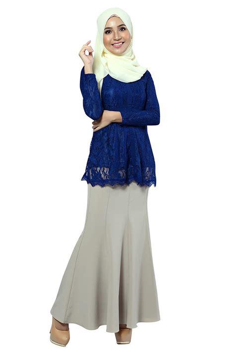 Baju Dress Blouse Liliana baju kurung blouse dress skirt muslimah shipped free zolace
