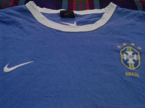 Nike Made In Turkey mr bundle vtg nike brasil t shirt made in turkey