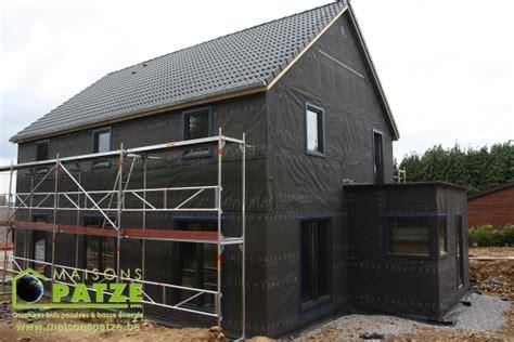 Construction Maison Passive Ossature Bois 4139 by Construction D Une Maison Passive 224 Ossature Bois 224 Dinant
