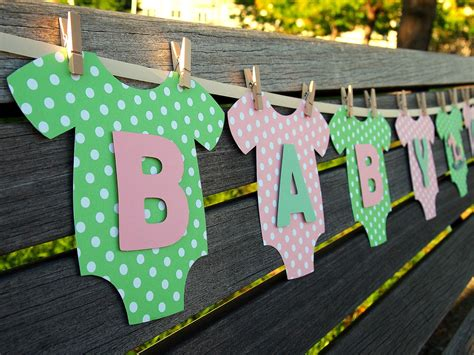 Baby Shower Decorations Pink And Green by Pink And Green Baby Shower Decorations Best Baby Decoration