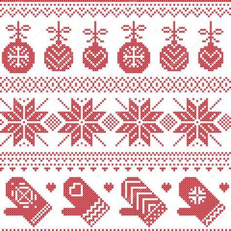 christmas pattern jpg scandinavian nordic seamless christmas pattern with xmas