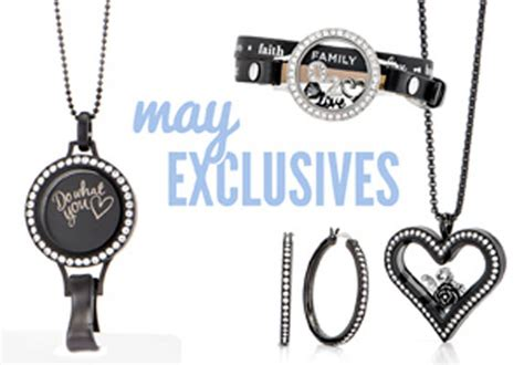 Origami Owl Locations - may exclusives to help your customers shop host join