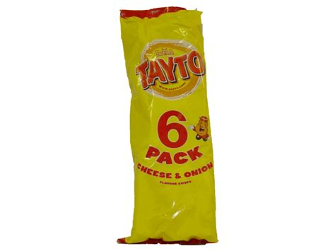 Crisp Feminine Top 2 by Tayto Cheese Crisps 6 Pack 163 2 49 The