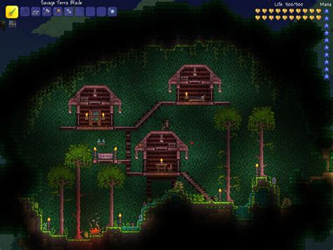terraria tree house terraria tree house by teslaslayerx on deviantart