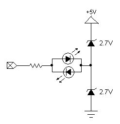 bi color led resistor bi color led single pin wiring parallax forums