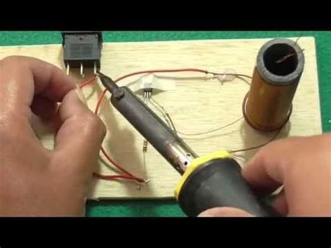 Tesla Coil Simple Explanation Best 25 Tesla Coil Circuit Ideas On Tesla