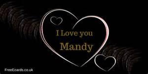 i love you mandy free ecards