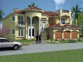 6 bedroom homes florida style house plans plan 37 190