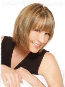 womens haircut 50 with bangs best hairstyles for women over 50 dmaz