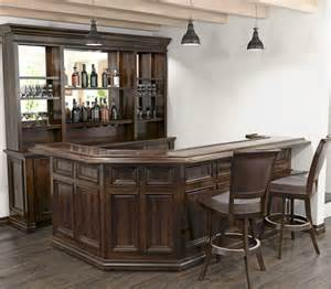 home bars wood bars oak bars california house home