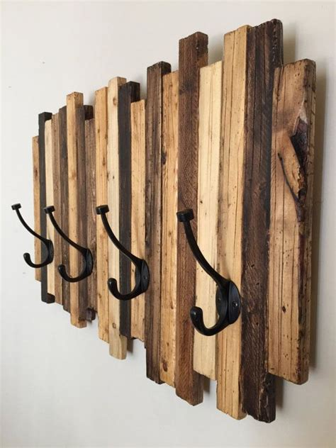 Coat Rack Wooden by 25 Best Ideas About Rustic Coat Rack On