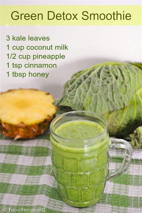 Green Morning Smoothie Detox 17 best ideas about green detox smoothie on
