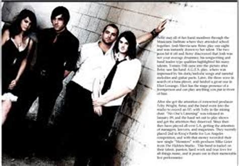 band bio template writing a band bio biography writing services
