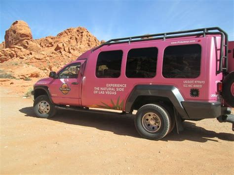 Vegas Pink Jeep Tours Pink Jeep On The Valley Of Tour Picture Of Pink