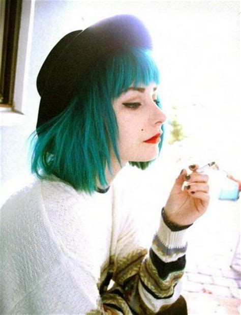 hairstyles indie girl 17 best images about alternative hair on pinterest dip