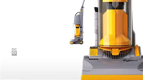 Industrial Vaccum Cleaner About Dyson