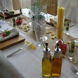 italian themed centerpieces table decoration ideas celebrate italian theme with