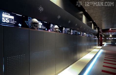 a m locker room photos a m unveils spectacular bright complex renovations