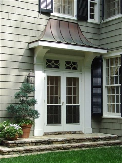 Side Door Awning by A Curious Gardener What S Happening Here