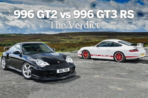 porsche vs porsche 996 gt2 v gt3 rs our verdict total 911