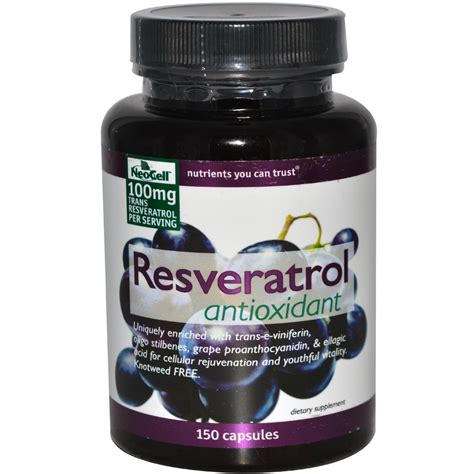 supplement lab neocell resveratrol the supplements lab