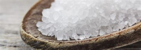 negative energy in house just a pinch of sea salt in your house can make you