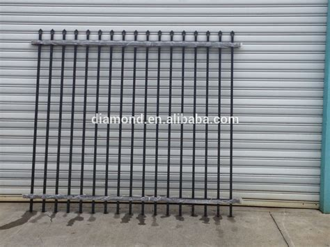 Decorative Metal Fence Panels by Galvanized Steel Fence Panels Metal Fence Panels