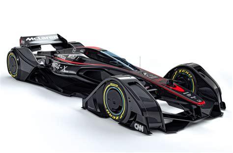 new f1 car mclaren formula 1 team unveils mp4 x concept car f1 news