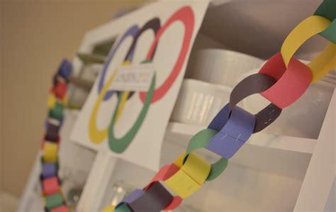 Table Throw Olympics Party Ideas Kid Friendly Olympics Projects