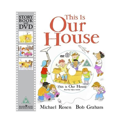 this is our house dvd english wooks