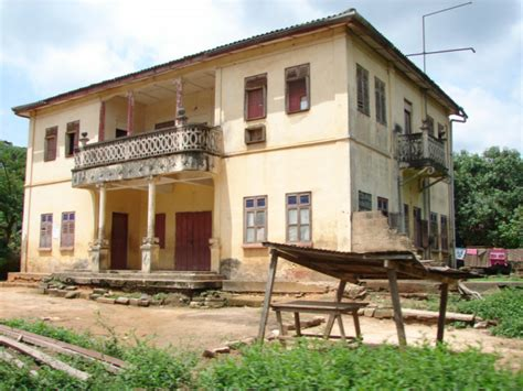 french colonial architecture west africa architecture