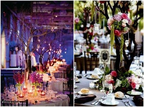 150 best manzanita tree centerpieces images on pinterest