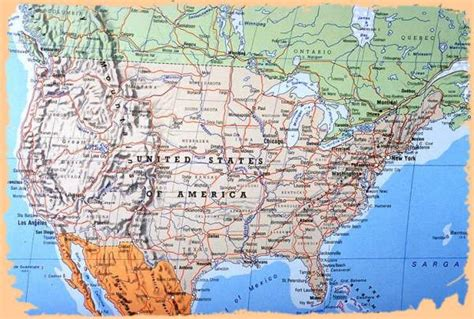 printable us map with cities and towns free map of usa cities holidaymapq com