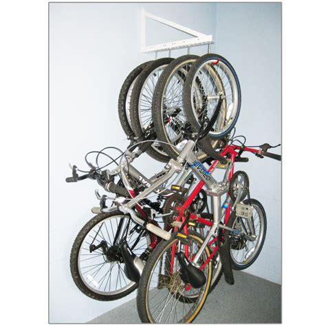 Bicycle Hanging Rack by Garage Hanging Bicycle Rack Bike Storage Hanging Bike Rack